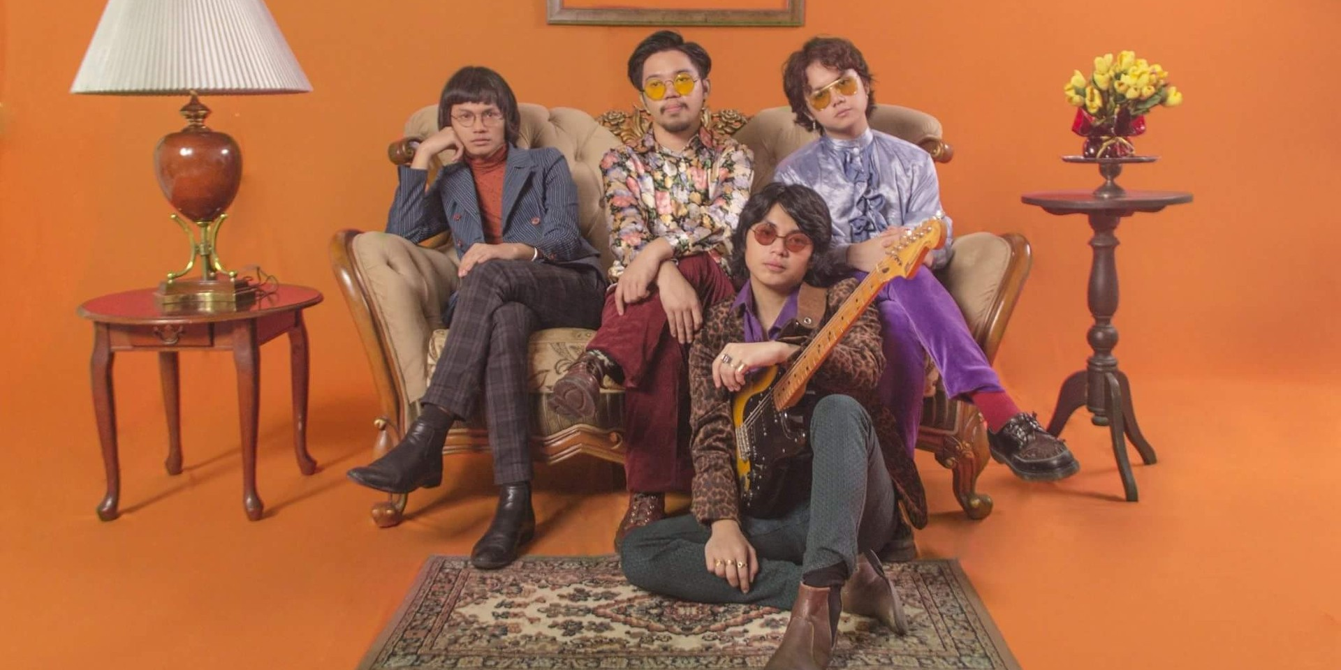 IV of Spades share the stage with David Foster on the latest episode of AirAsia RedTalks