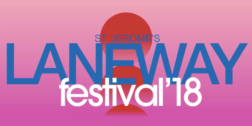 Can you decode this cryptic video by Laneway Festival?