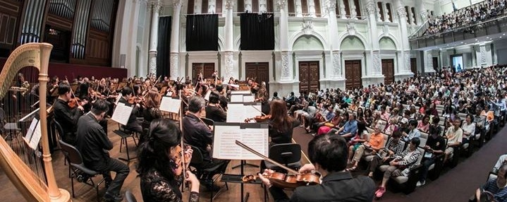 SPH Gift of Music Series: SSO Lunchtime Concert