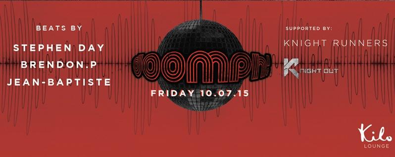 DOOMPH! at KILO LOUNGE