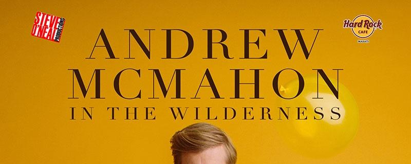 Andrew McMahon Live in Manila