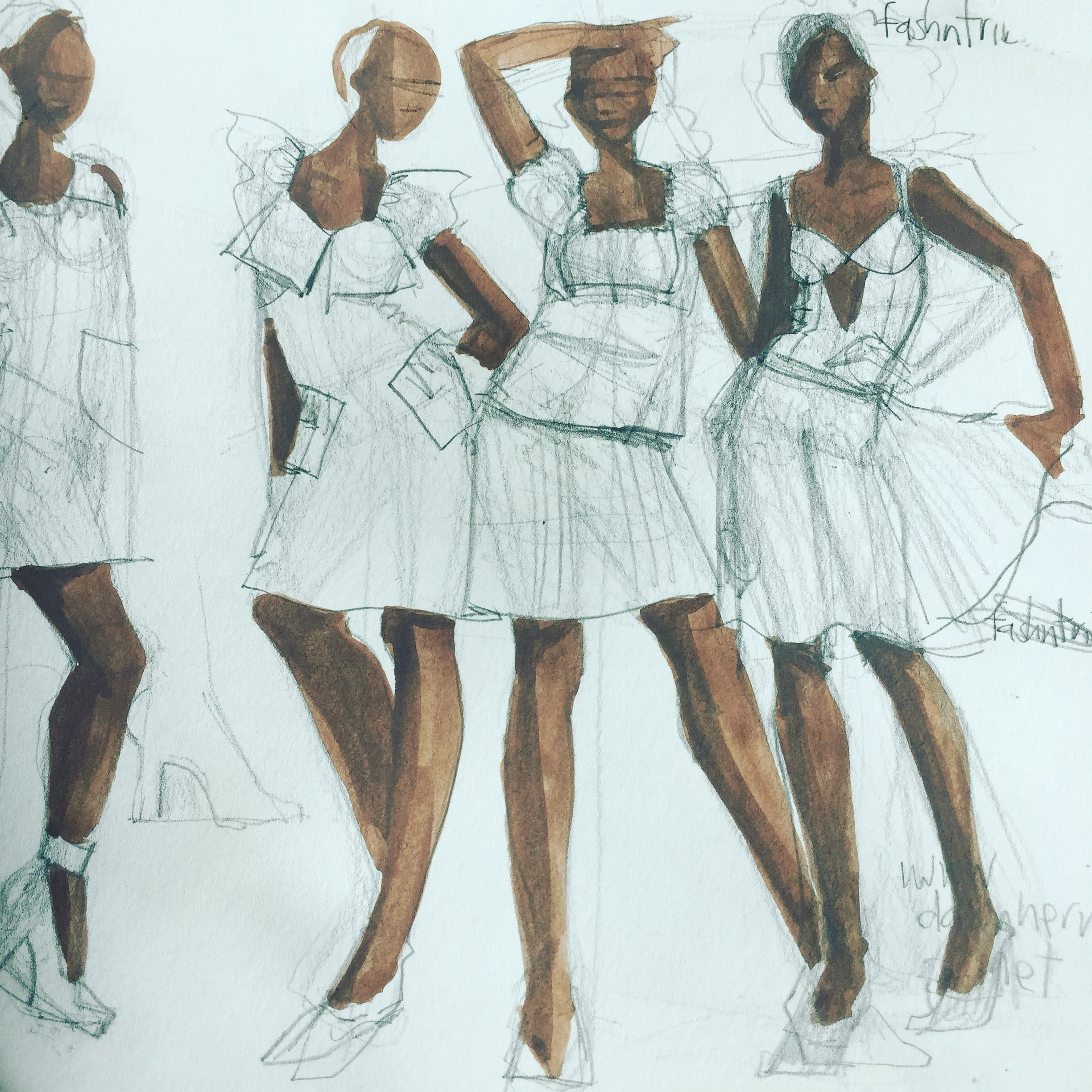 Sign Up For Freedom Fashion Design And Sketching Soulful Foundation Course
