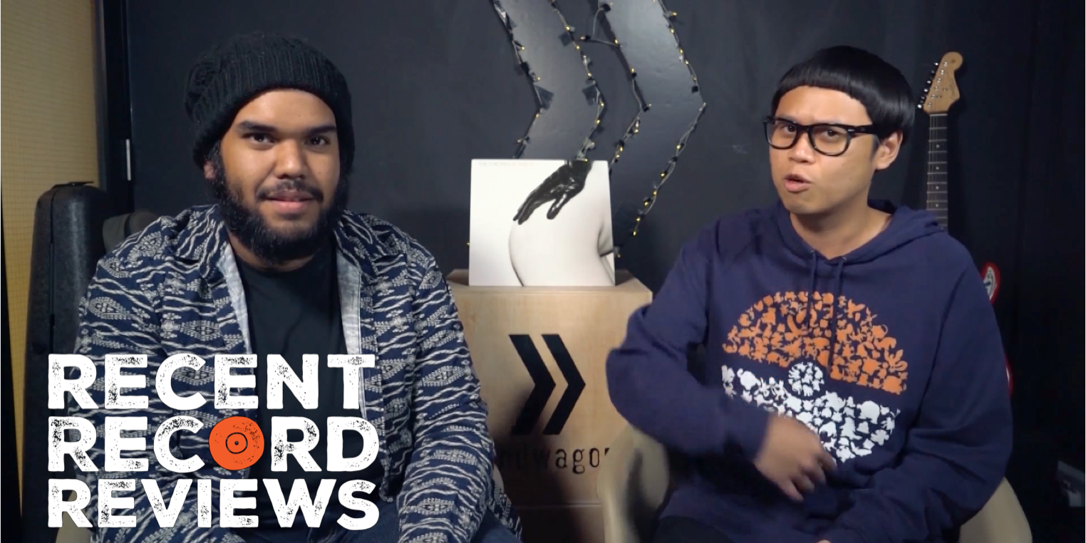 WATCH: Bandwagon Recent Record Reviews #008 - Anomy, Hinds, Villagers