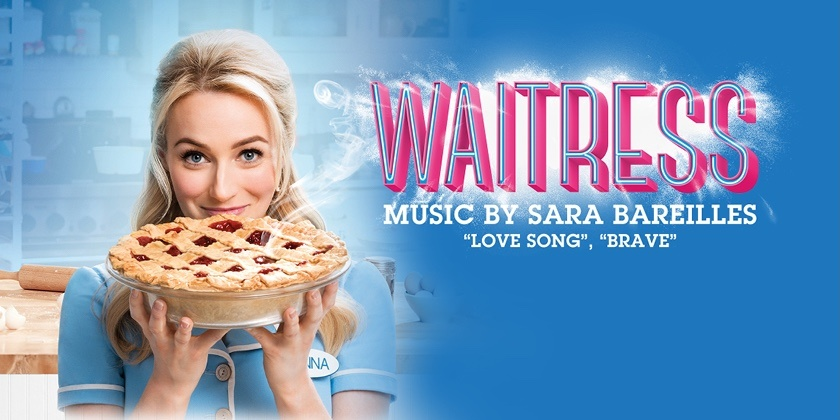 Sara Bareilles's Waitress the Musical is heading to Manila and you can be a part of it!