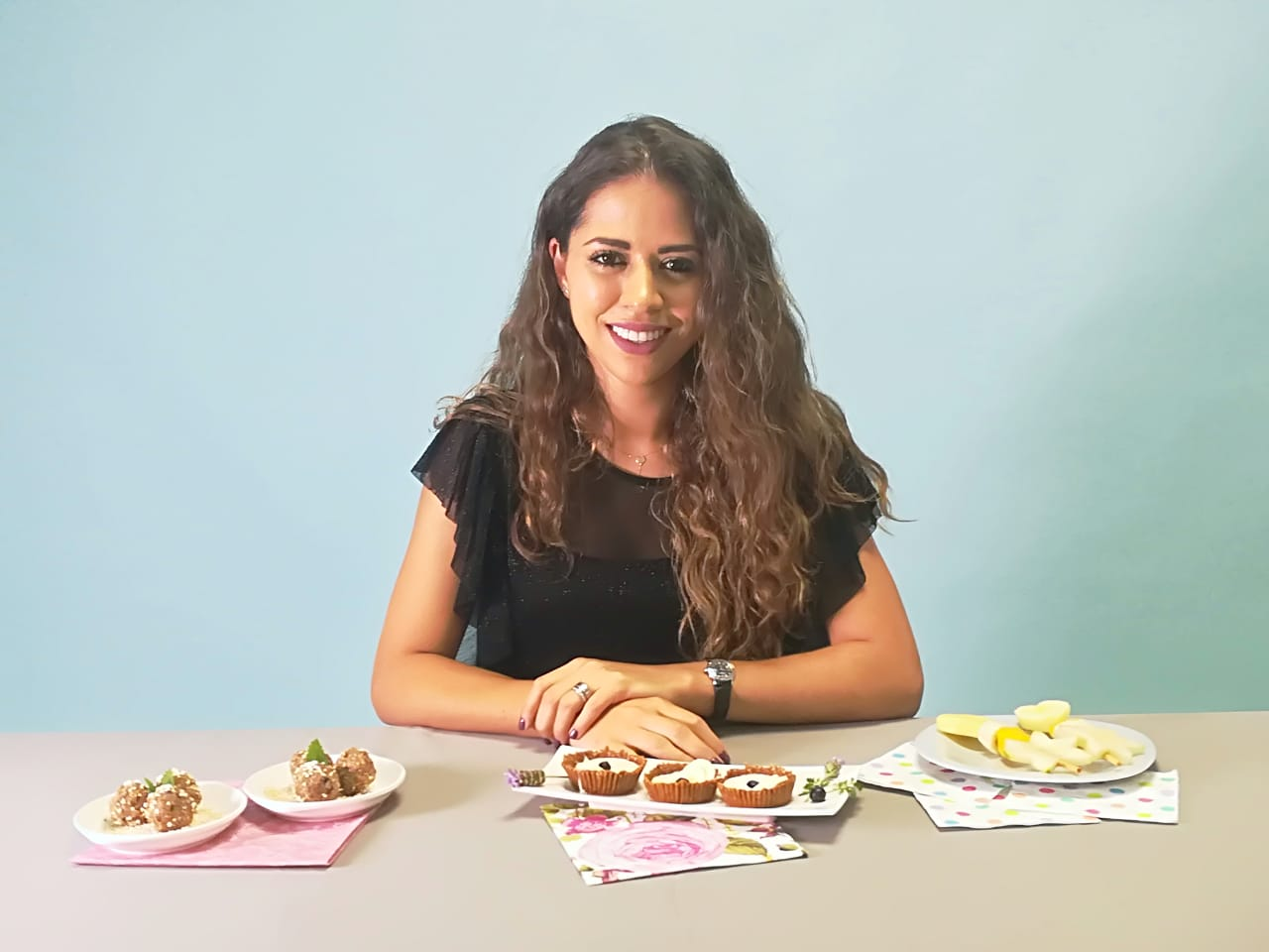 Nutrióloga Haya Behar