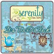 It's Tea O'Clock from Serenity Tea Sips, LLC