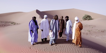"""Nostalgia as melancholy"": an interview with Abdallah Ag Alhousseyni of Tinariwen"