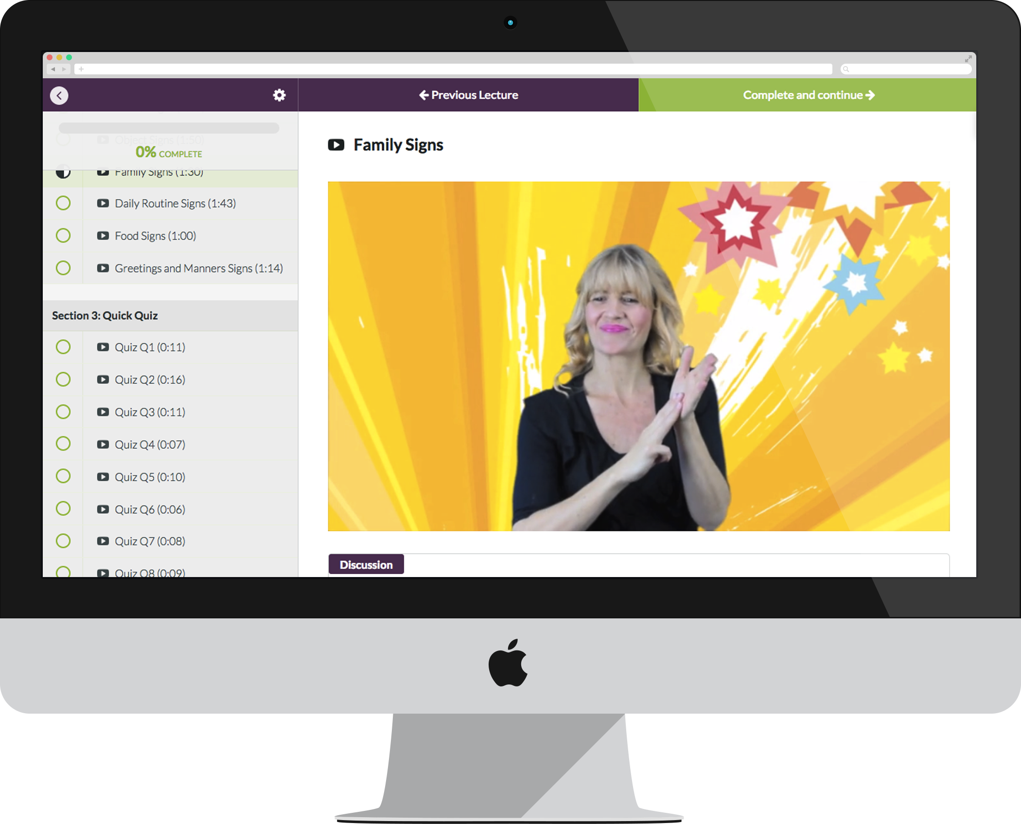 Baby Sign Language Online Course 1 Learn Online With Lisa Mills