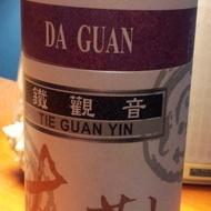 Da Guan Tie Guan Yin Oolong from Horng Yih Tea Factory International.Co.Ltd, Hsinchu, Taiwan