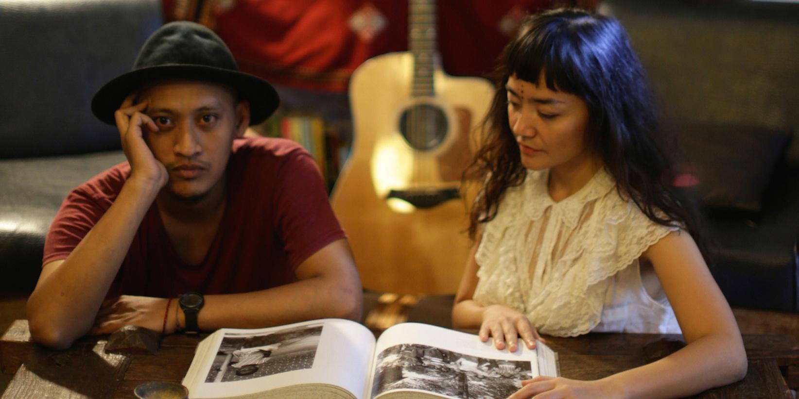 Yogyakarta based duo Stars and Rabbit announce Baby Eyes Asia Tour dates