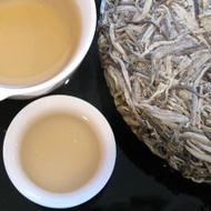 Mandala Tea Silver Buds Raw 2011 from Mandala Tea