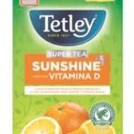 Super Tea Sunshine com vitamina D from Tetley