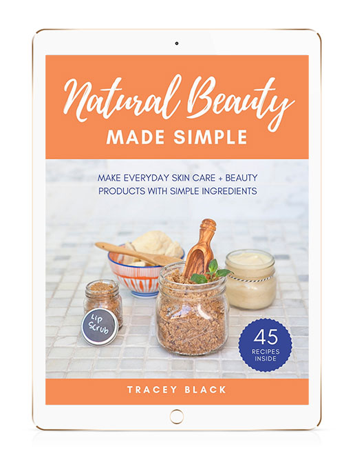 Natural Beauty Made Simple book