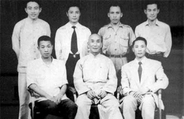 Ip Man and Students