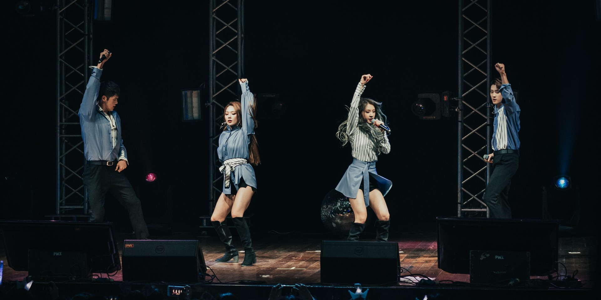 KARD turns up the heat in Manila with a heartwarming last leg of their Asia tour – gig report