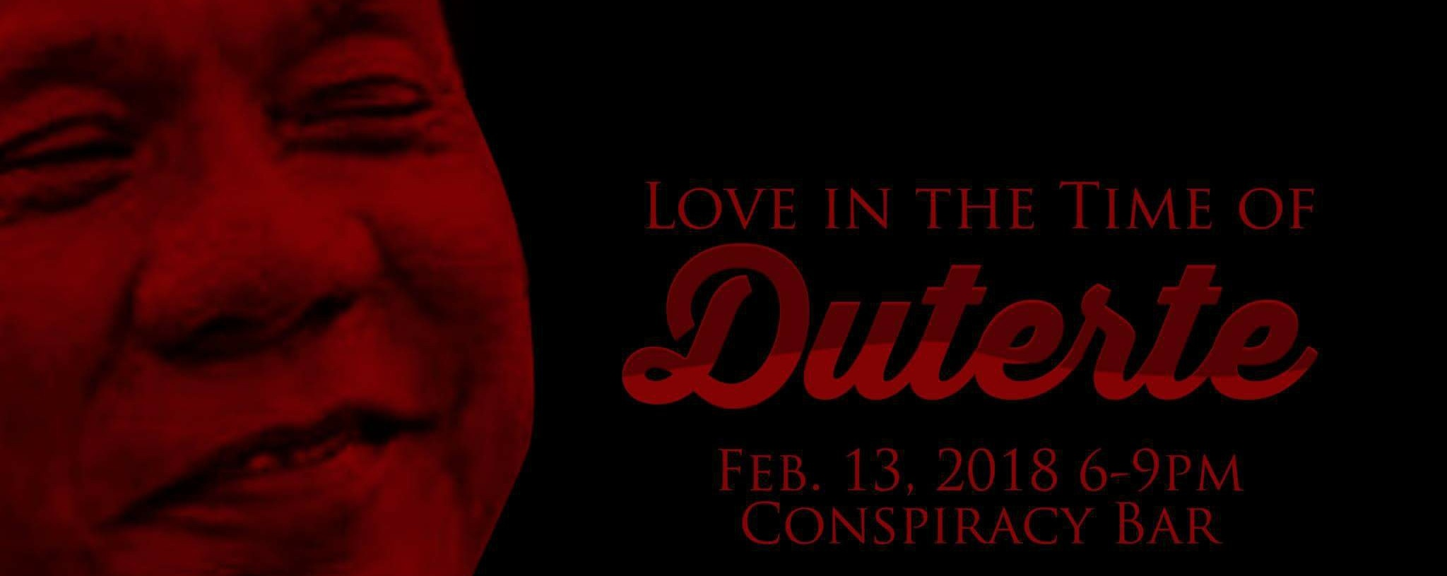 Love in the Time of Duterte