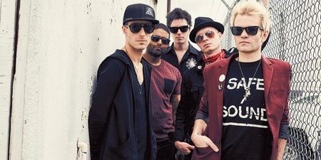 Sum 41 are back and they're heading to Singapore