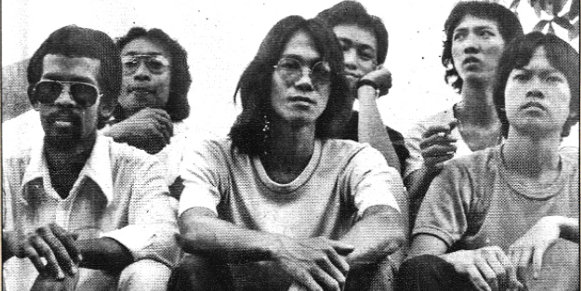 Rocking Good Times celebrates the blues-inflicted side of 60s Singapore music
