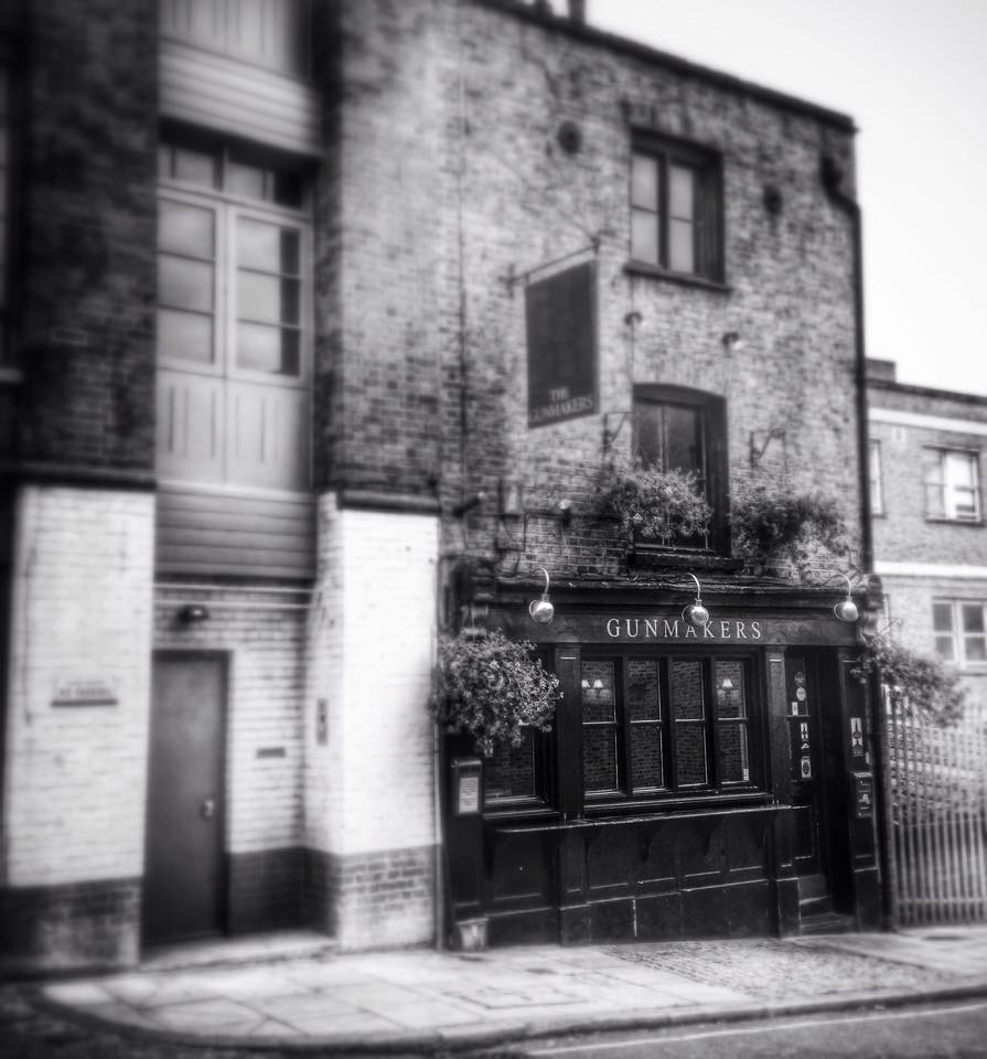 GUNMAKERS CLERKENWELL