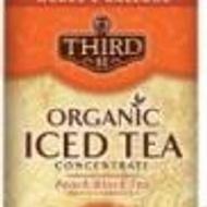 Iced Tea Concentrate-Peach Black from Third Street Chai