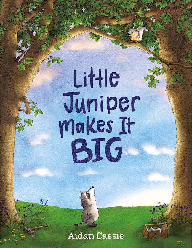 A Copy Of Little Juniper Makes It Big