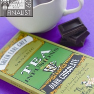 60% Dark Chocolate Bar Infused with Green Earl Grey from The Tea Room