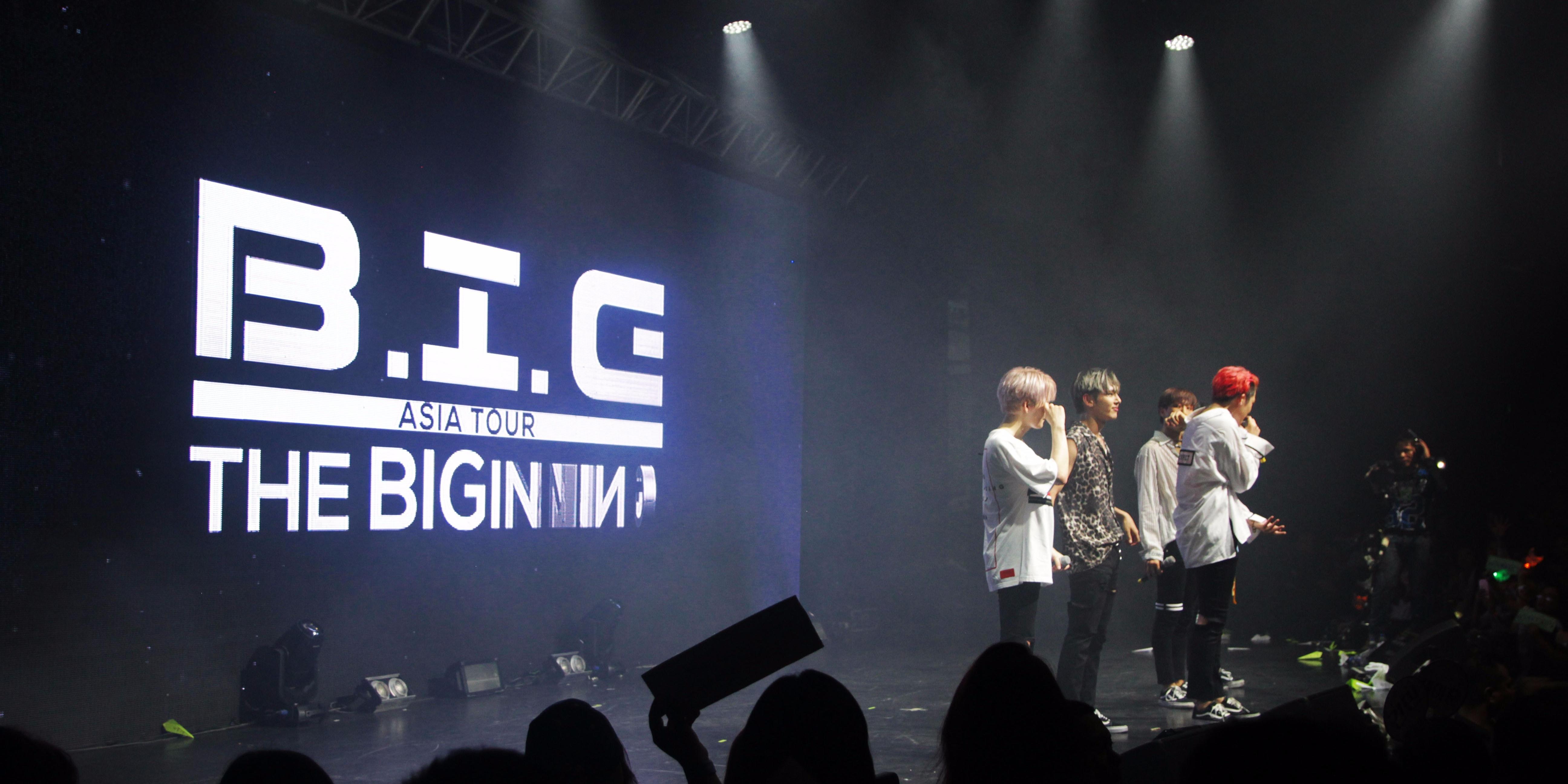 B.I.G. shared their love for Filipino BIGinnings through their heartwarming fanmeet – gig report