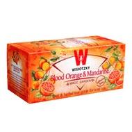 Blood Orange & Mandarin from Wissotzky Tea