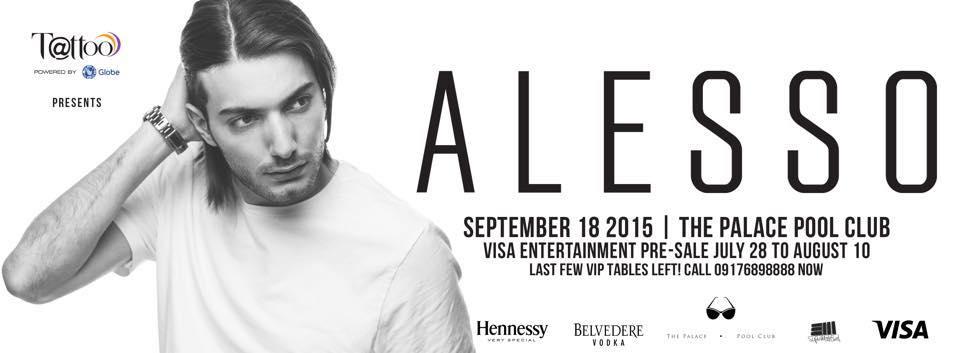Alesso Live In Manila