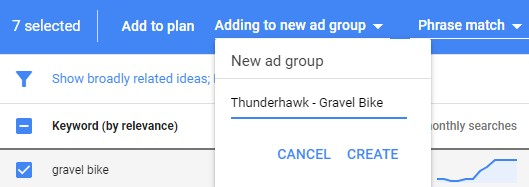 How to Use the Keyword Planner Tool and Ad Group Building