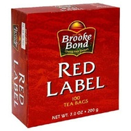 Red Label from Brooke Bond