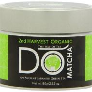 2nd Harvest Organic Matcha from DoMatcha