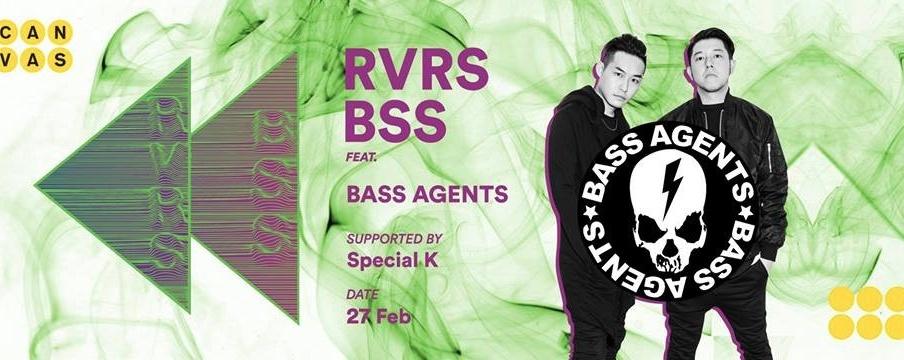 RVRS BSS ft. BASS AGENTS