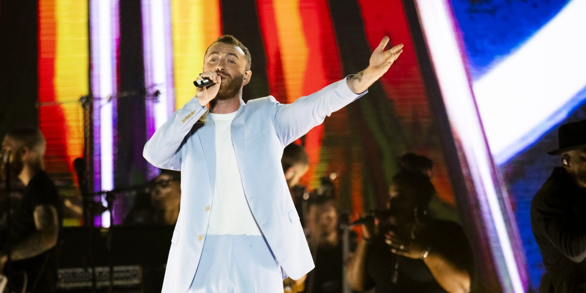Sam Smith spreads love in debut Singapore shows – gig report