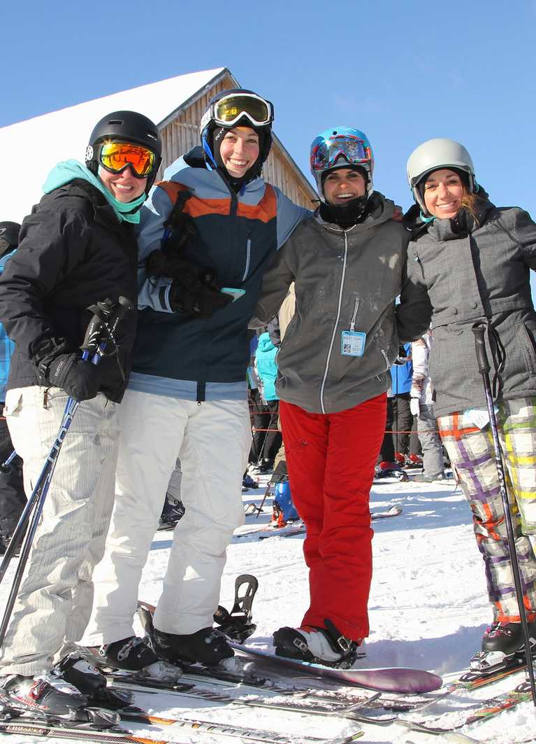 77f17a31fd2 Ski Trip 19 - WOW Weekend - The Welcoming Committee