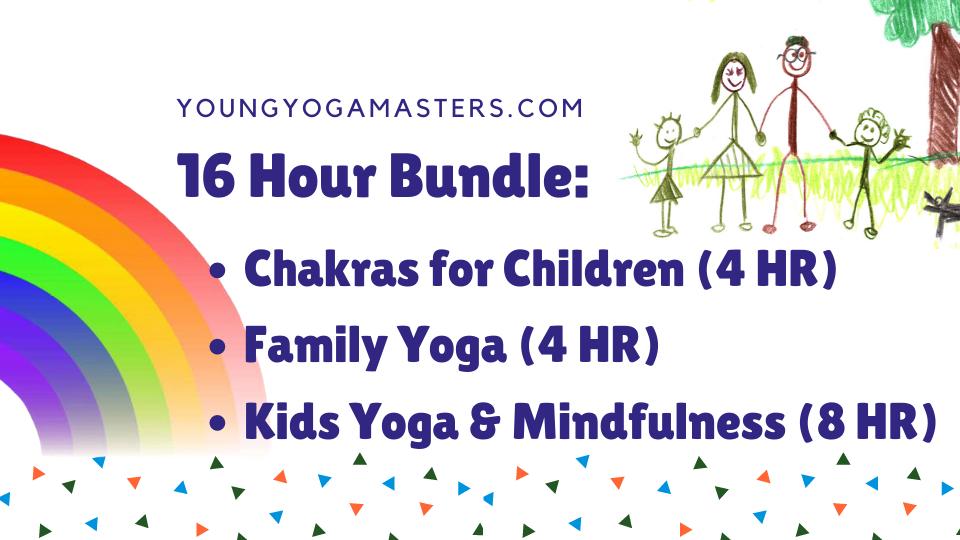 chakras for Children and family yoga kids yoga teacher training