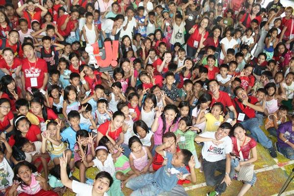 U! Happy Events event kids