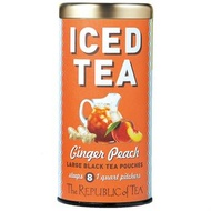 Ginger Peach (Iced Tea Pouches) from The Republic of Tea