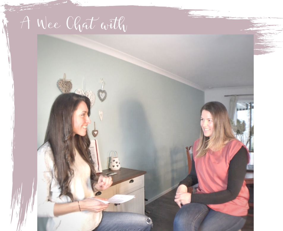 Maternal care service provider interviews - a wee chat with