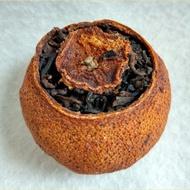 Tangerine Stuffed with 4 Years Aged Ripe Pu-erh Tea from Yunnan Sourcing