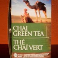 Chai Green Tea from President's Choice