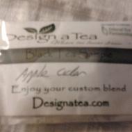 Apple Cider (black tea sample) custom blend by Design a Tea from Design a Tea