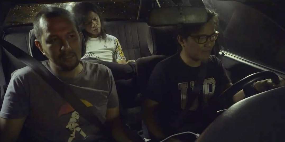 WATCH: 3D covers Sugarfree's 'Burnout' for I'm Drunk, I Love You