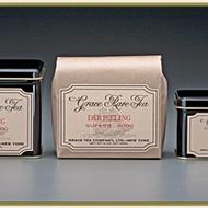 Darjeeling Superb 6000 from Grace Tea Company