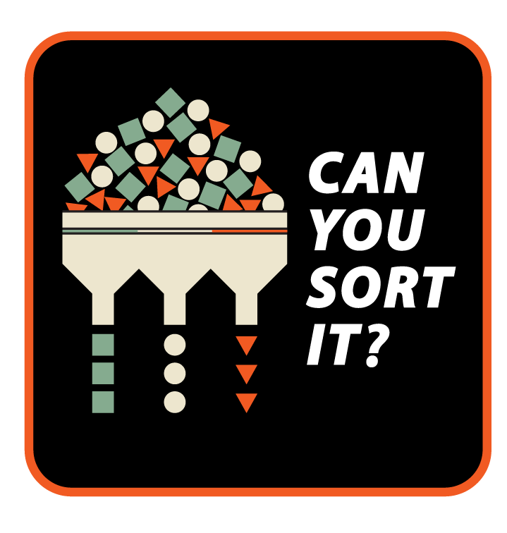 Can You Sort It?