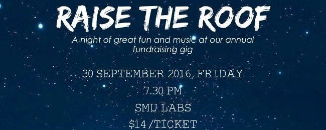 SMU Habitat For Humanity's Raise The Roof 2016