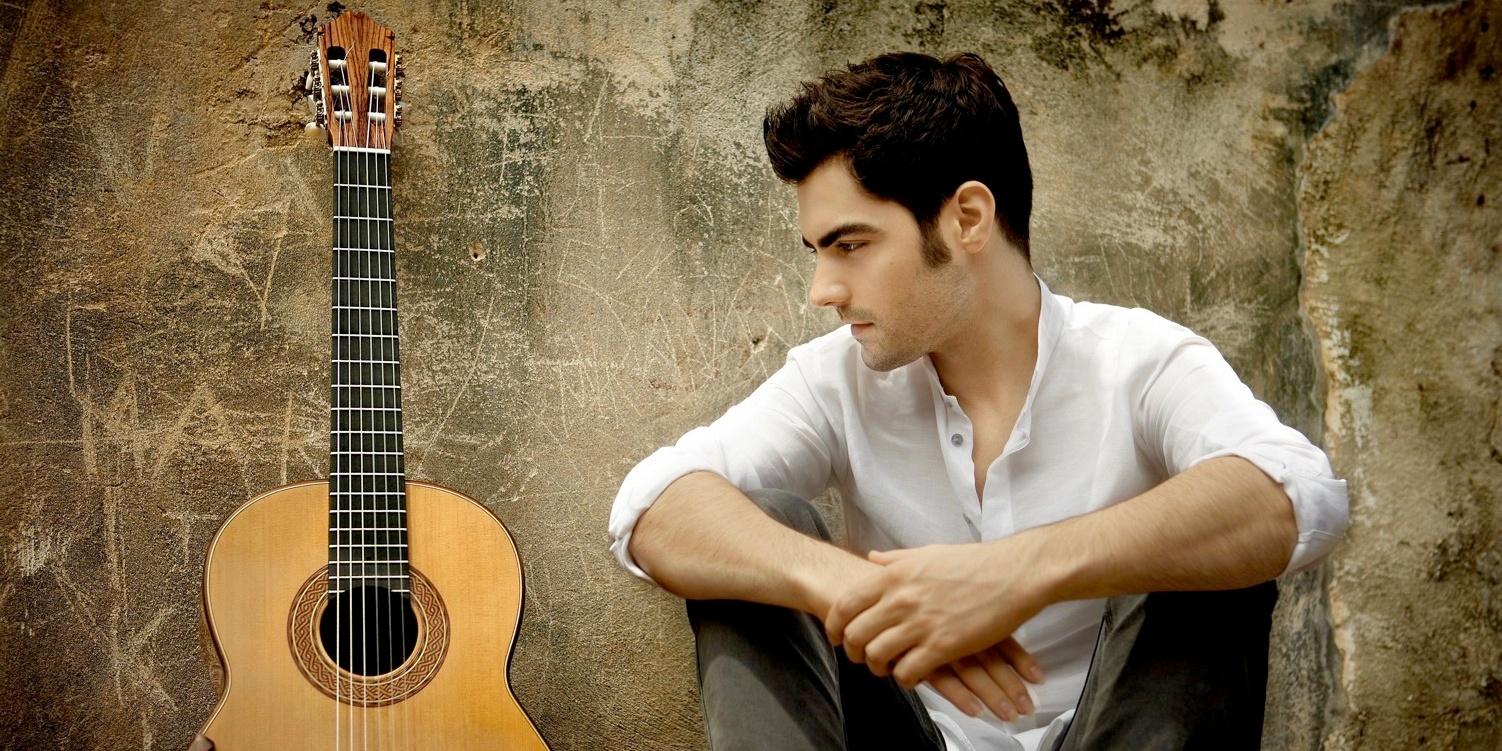 Miloš Karadaglić to perform in Singapore this October