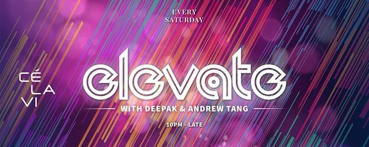 Elevate with Deepak and Andrew Tang [Every Saturday]