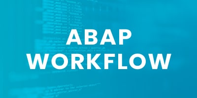 ABAP Workflow Training