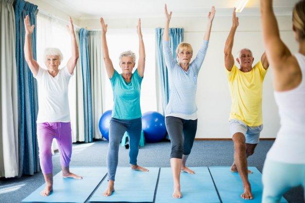 Senior Yoga Classes